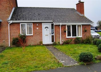 Thumbnail 2 bed semi-detached bungalow for sale in Bennett Avenue, Elmswell, Bury St. Edmunds
