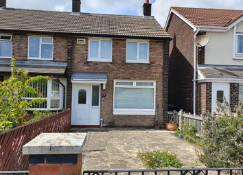 Thumbnail 2 bed semi-detached house to rent in Baker Street, Sunderland
