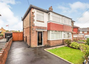 Thumbnail 3 bed semi-detached house for sale in Croftlands, Batley, West Yorkshire