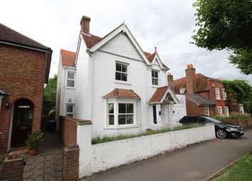 Thumbnail 3 bed flat to rent in High Street, Ripley, Woking