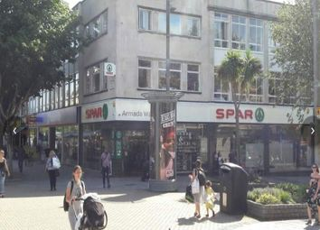 Thumbnail Retail premises for sale in Armada Way, Plymouth