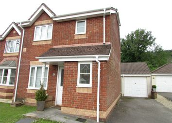 Thumbnail 3 bed detached house for sale in Ffynnon Dawel, Aberdulais, Neath, West Glamorgan