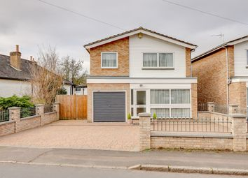 Thumbnail 4 bed detached house for sale in Old Nazeing Road, Broxbourne