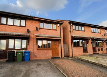 Thumbnail 2 bed terraced house for sale in Holland Road, Old Whittington, Chesterfield