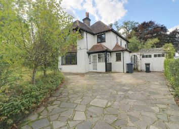 Thumbnail 4 bed detached house to rent in Selcroft Road, Purley