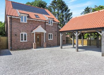 Thumbnail 4 bed detached house for sale in Silt Road, Nordelph, Downham Market