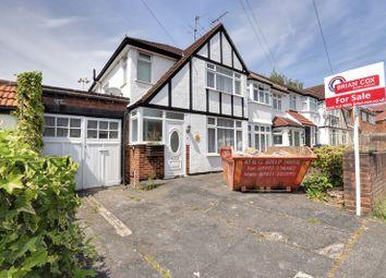 Thumbnail 3 bed semi-detached house for sale in Walton Avenue, Harrow
