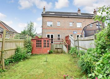 Thumbnail 4 bed end terrace house for sale in Crowhurst Crescent, Storrington, West Sussex