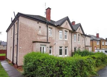 Thumbnail 3 bed flat to rent in Ashby Crescent, Knightswood, Glasgow
