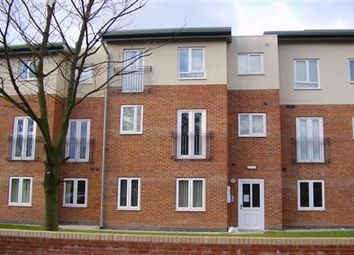 Thumbnail 2 bed flat to rent in Park Road South, Middlesbrough