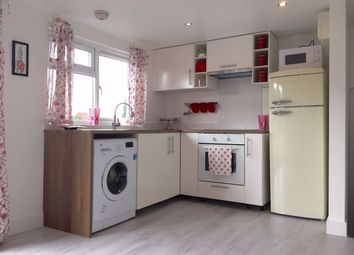 Thumbnail Studio to rent in Meads Road, London