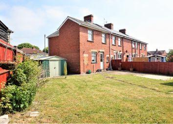 Thumbnail 3 bedroom end terrace house for sale in Oak Tree Avenue, Swindon
