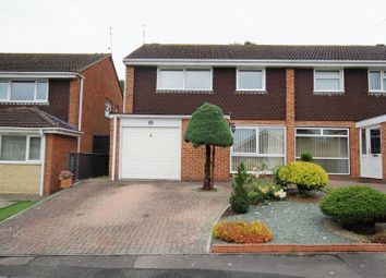 Thumbnail 3 bed semi-detached house for sale in Fanstones Road, Swindon