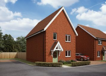 Thumbnail 3 bed detached house for sale in Newlynne Close, Swindon