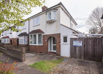 Thumbnail 3 bed semi-detached house to rent in Herbert Road, Kingston Upon Thames