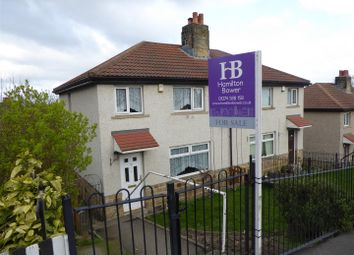 Thumbnail 3 bed semi-detached house for sale in West Royd Road, Shipley