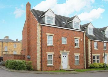 Thumbnail 5 bed detached house for sale in Saxton Close, Hasland, Chesterfield, Derbyshire