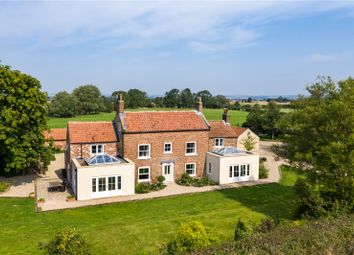 Thumbnail 5 bed equestrian property for sale in Ryton, Malton, North Yorkshire