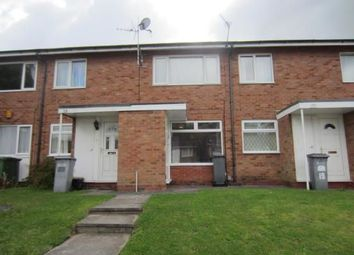 Thumbnail 2 bed maisonette to rent in Milholme Green, Solihull
