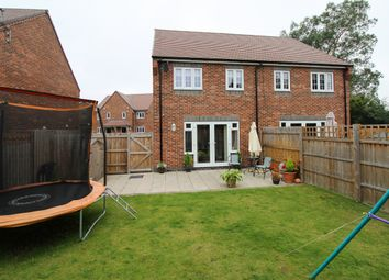 Thumbnail 3 bed semi-detached house to rent in Boythorpe Crescent, Chesterfield