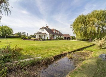 Thumbnail 4 bed detached house for sale in Mapledurwell, Basingstoke