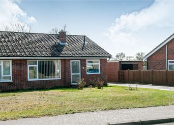 Thumbnail 2 bed semi-detached bungalow for sale in Waveney Heights, Brockdish, Diss