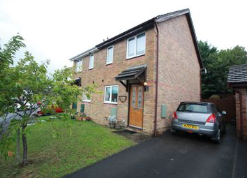 Thumbnail 2 bed end terrace house for sale in Gavenny Way, Abergavenny
