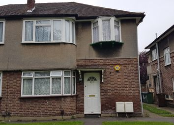 Thumbnail 1 bed maisonette to rent in Locket Road, Harrow