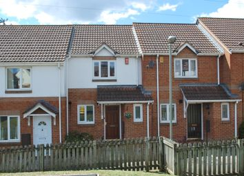 Thumbnail 2 bed terraced house to rent in Keats Close, Exmouth