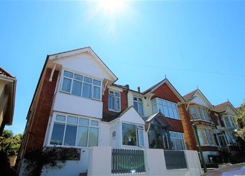 Thumbnail 3 bed maisonette to rent in Alexandra Road, Southbourne, Bournemouth