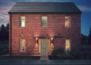 Thumbnail 4 bed detached house for sale in The Bologna, High Street, Linton, Derbyshire