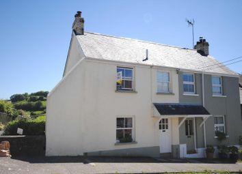 Thumbnail 3 bedroom semi-detached house for sale in Mill Street, Torrington