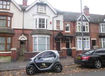 Thumbnail 8 bed terraced house to rent in Tennyson Road, Small Heath, Birmingham
