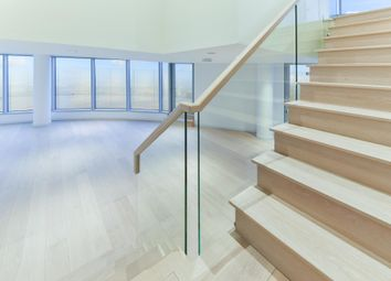 Thumbnail 2 bedroom flat for sale in Charrington Tower, Biscayne Avenue, London