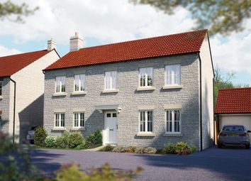 "Thumbnail 4 bed detached house for sale in ""The Montpellier"" at Somerton Business Park, Bancombe Road, Somerton"