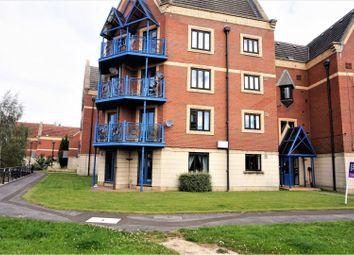 Thumbnail 1 bed flat for sale in Anchorage Mews, Thornaby