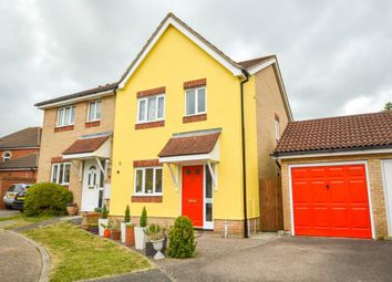 Thumbnail 3 bedroom semi-detached house to rent in Cox's Close, Haverhill