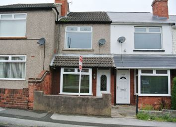 Thumbnail 2 bed terraced house for sale in Big Barn Lane, Mansfield