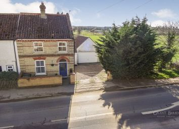 Mildenhall Road, Fordham, Ely, Cambs CB7. 3 bed end terrace house for sale