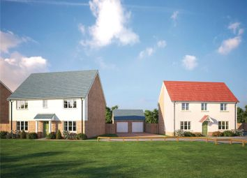 Thumbnail 4 bed detached house for sale in Sapphire Gardens, Mildenhall, Bury St Edmunds