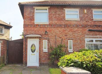 Thumbnail 3 bedroom semi-detached house for sale in Gourley Road, Old Swan, Liverpool