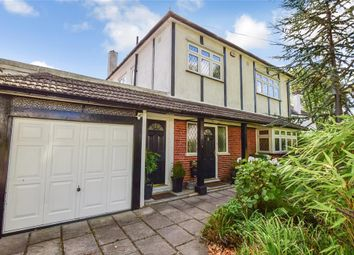 Thumbnail 4 bed detached house for sale in Castellan Avenue, Romford, Essex