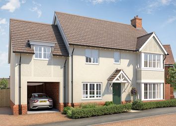 "Thumbnail 4 bed property for sale in ""The Hatfield"" at Factory Hill, Tiptree, Colchester"