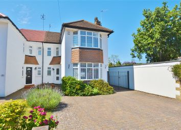 Thumbnail 3 bed semi-detached house for sale in Park Close, Bushey, Hertfordshire