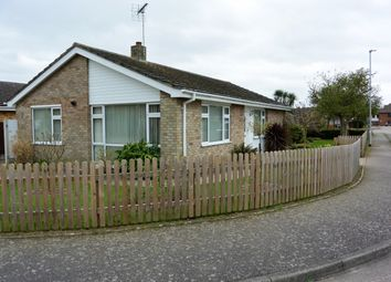 Thumbnail 3 bed bungalow for sale in Botanical Way, St. Osyth, Clacton-On-Sea