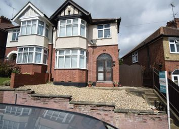 Thumbnail 3 bed semi-detached house for sale in Strathmore Avenue, Luton