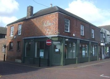 Thumbnail Retail premises to let in 15-17 New Street, Ashford, Kent