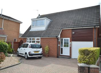 Thumbnail 3 bedroom detached house for sale in Halton Gardens, Blackpool