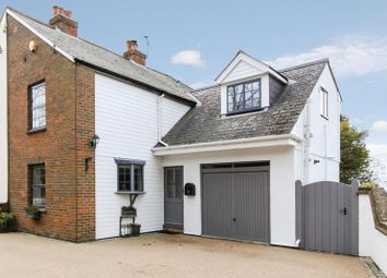 Thumbnail 3 bed cottage for sale in Church Road, Chelsfield, Orpington