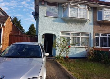 Thumbnail 4 bed terraced house to rent in Hereford Road, Feltham